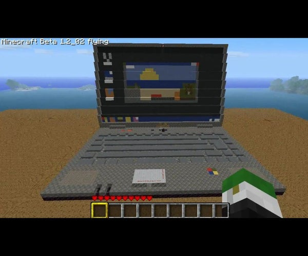 Using Minecraft to Design and Print Your Own Original Object