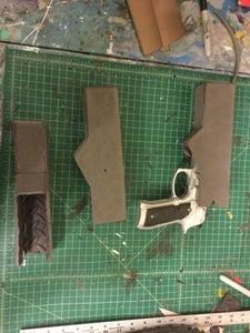 Weapons: Gun Holster