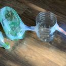 Plastic Material Holder