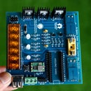 ARDUINO PWM SOLAR CHARGE CONTROLLER ( V 2.02)