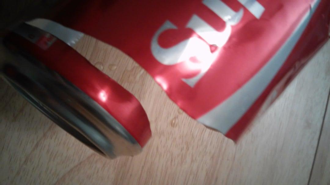 Cut Open the Aluminum Can