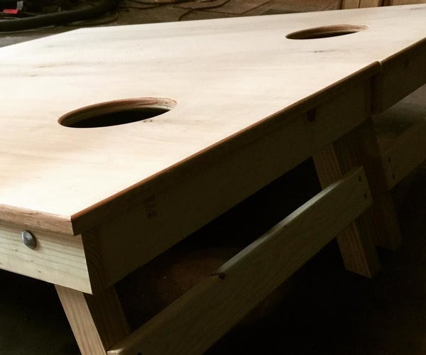 Building Better Cornhole Boards With the Cornhole Collective