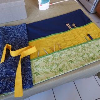Casing for Knitting Needles & Crochet Hooks
