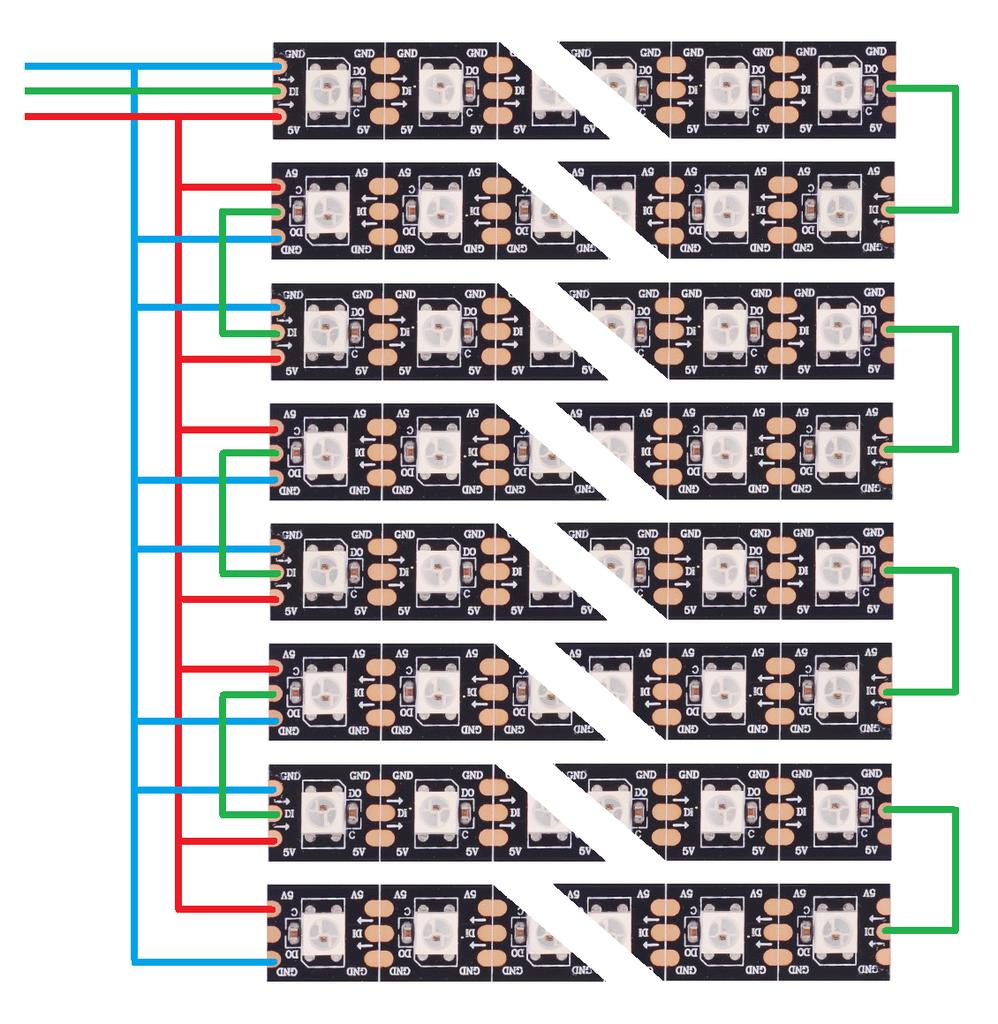 LEDs Desolder