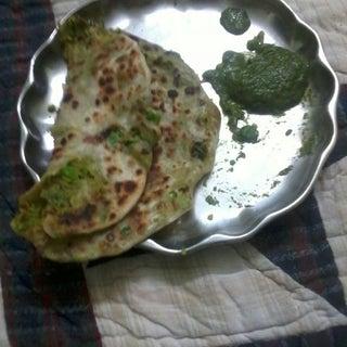 Healthy & Delicious Green Indian Chutney (Dip)