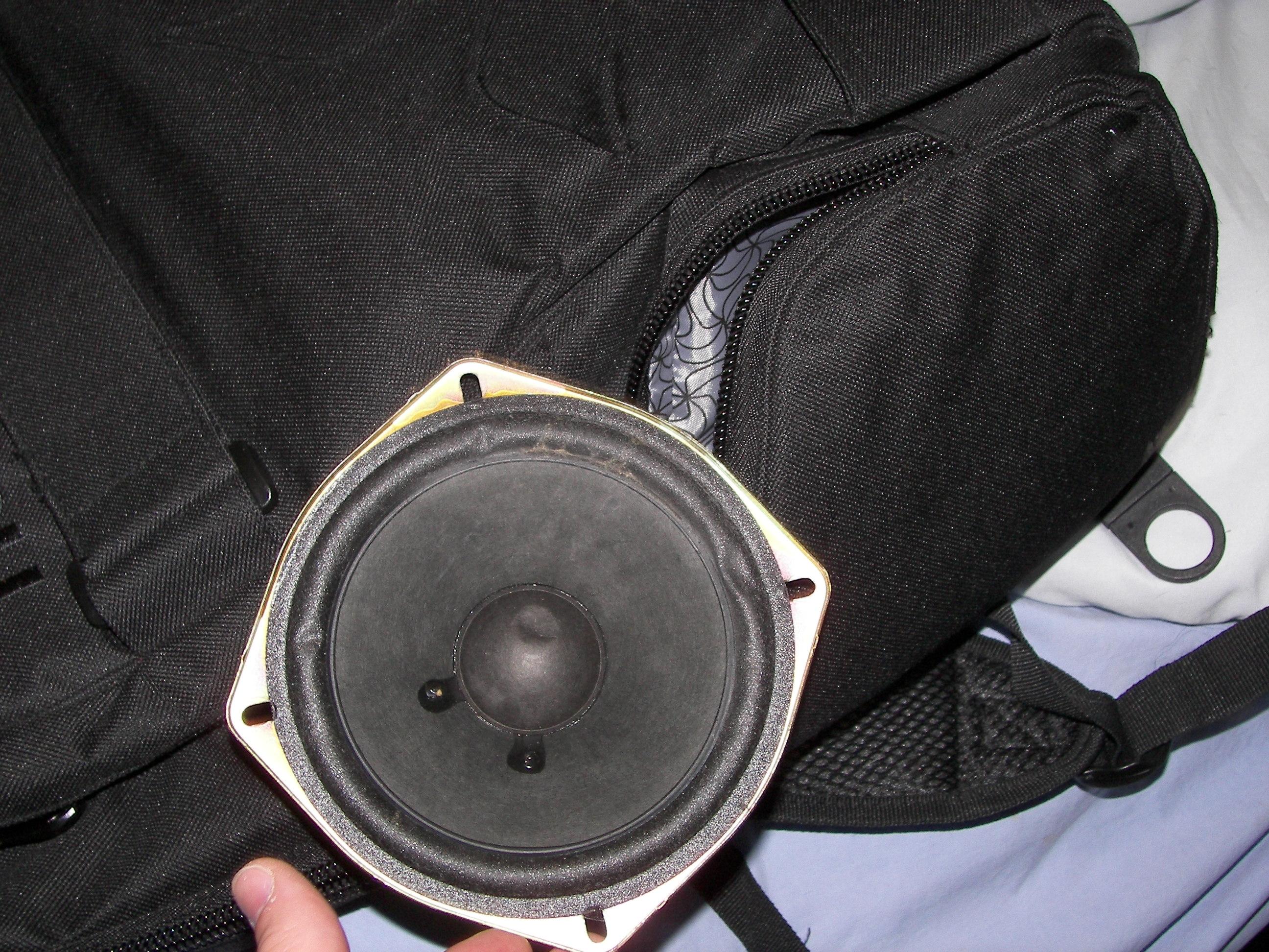 Backpack Stereo