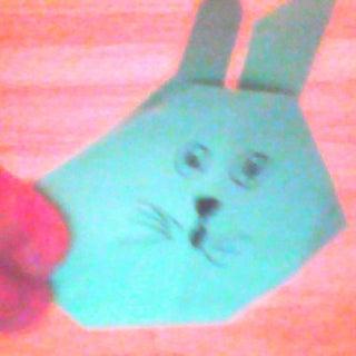 Origami Paper Rabbit - Easy Tutorial - DIY Crafts