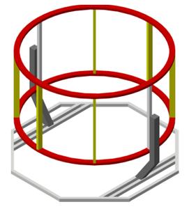 Construct Wooden Drum