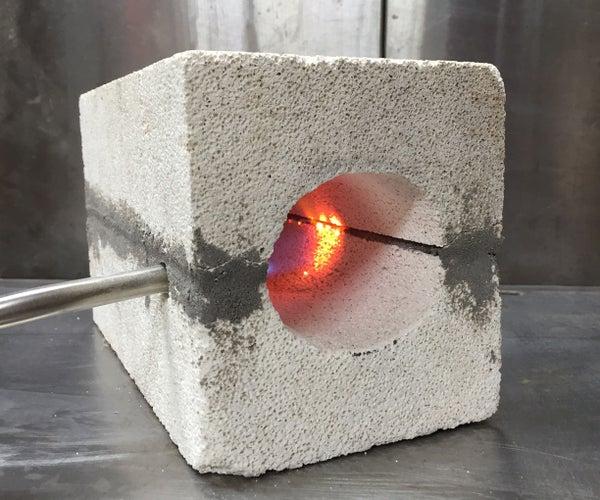 How to Make a Mini Forge