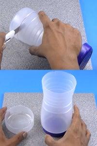 Let's a Plastic Bottle!