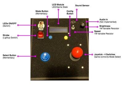 Console Design & Creation