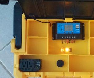 EASY Solar Charging Power Bank