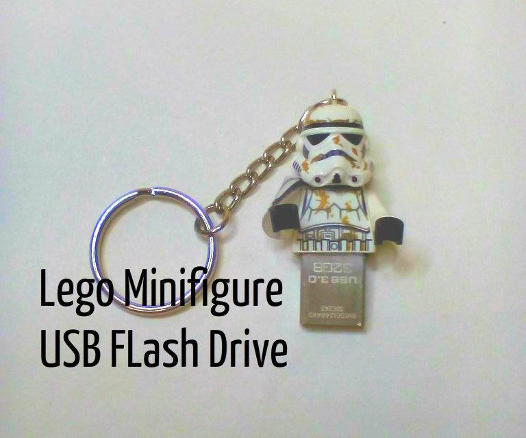 Lego Minifigure USB Flash Drive