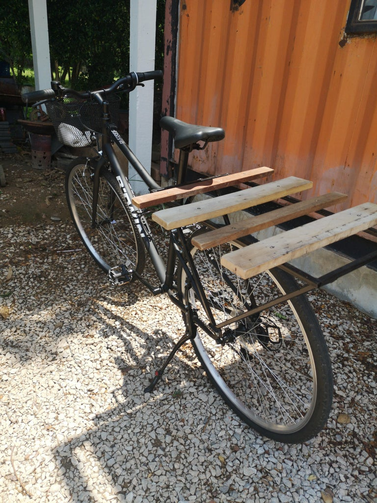 Bicycle Rack for Heavy Load
