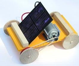 Mini Solar Car2(modified)