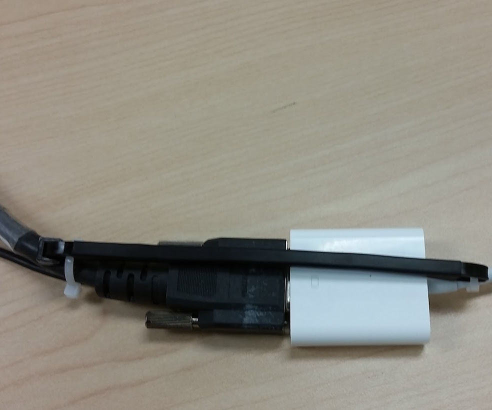 Zip Cable Security System