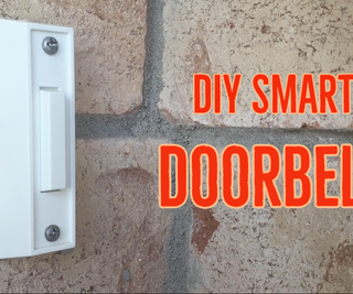 DIY Smart Doorbell: Code, Setup and HA Integration