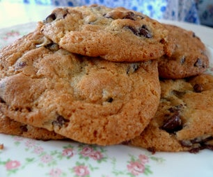 The Best Chocolate Chip Cookies EV-er