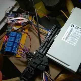 Remote Car Starter Using Bluetooth