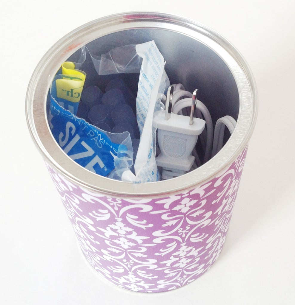 Pringles,nut & Salt Containers As Storage Containers or Brush/pen Holders