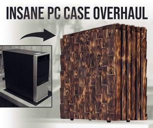 疯狂的PC案例大修