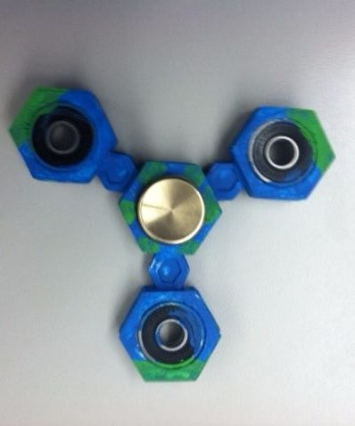 Making a 3D Spinner
