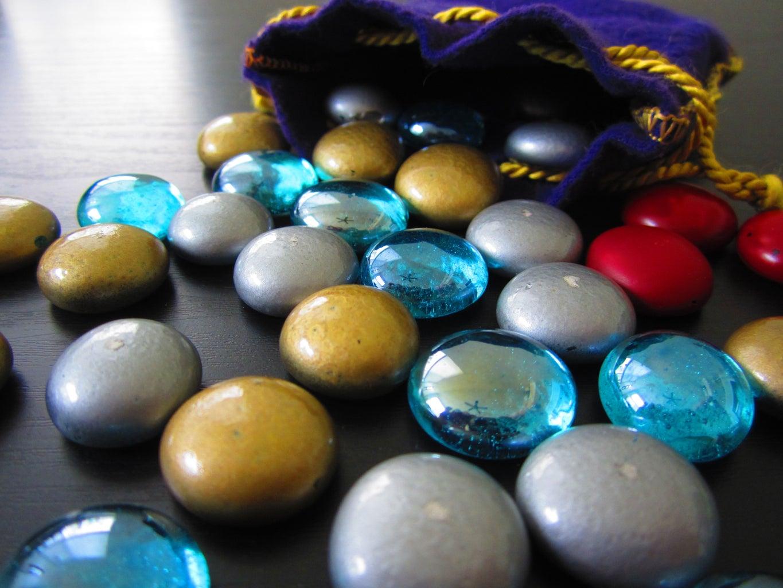 Moraff's Stones - the Board Game!