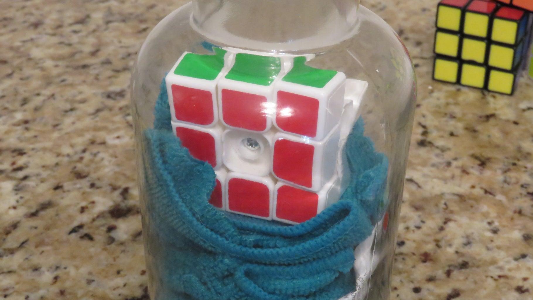 Finishing Off You Cube!