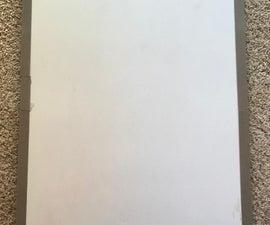 White Board/Lap Board: Fixed!