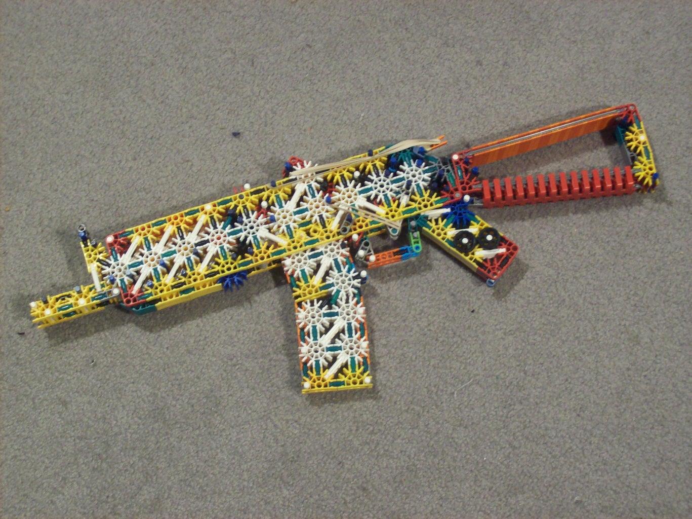 Knex AKS-74U