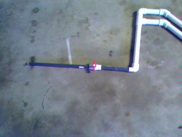 Pneumatic Cannon 1/2 Inch