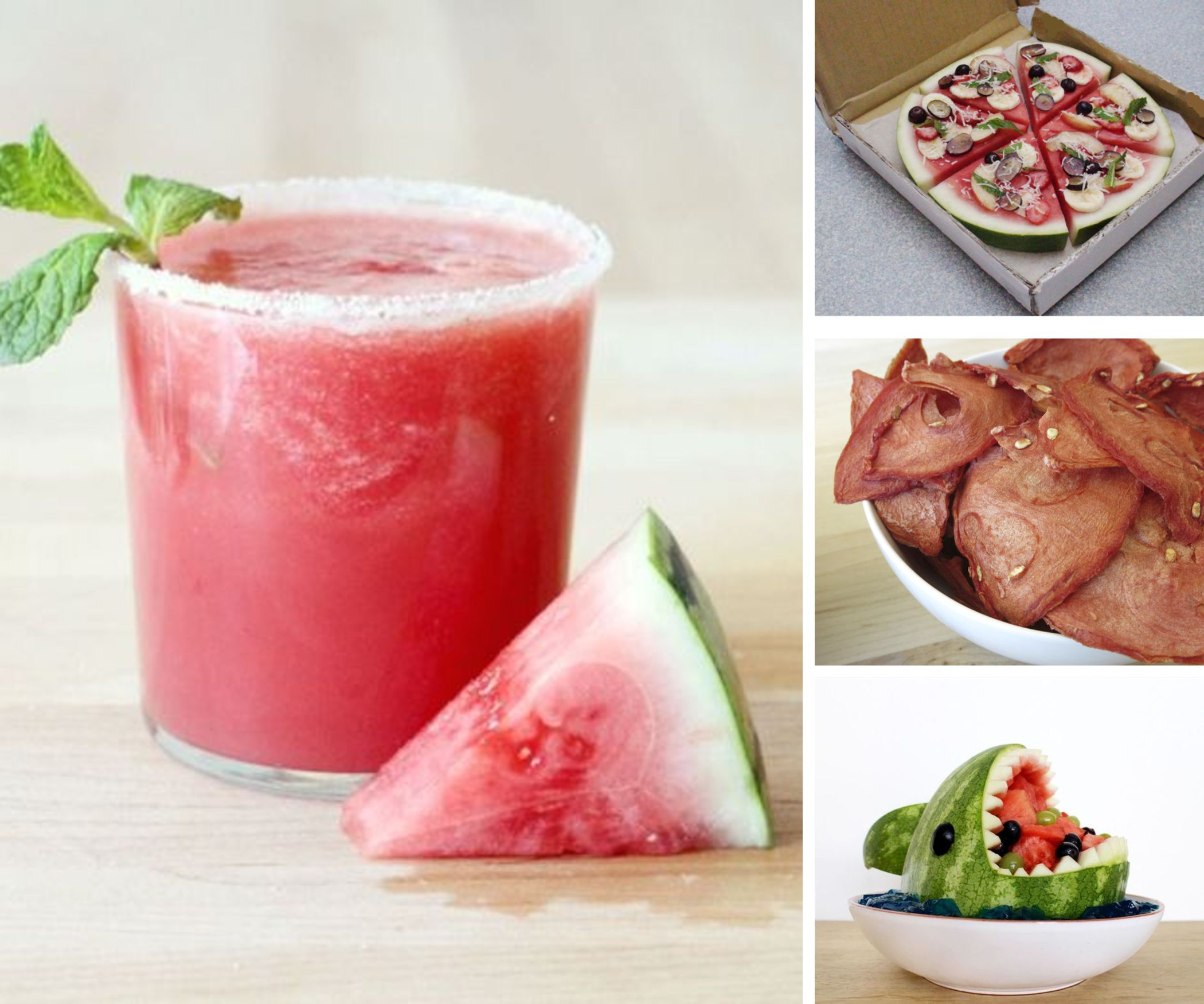 17 Amazing Watermelon Recipes