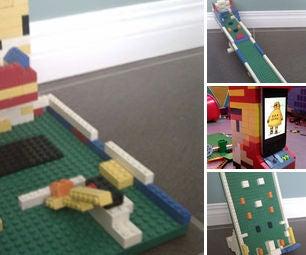 """The """"mini Lego Arcade"""""""