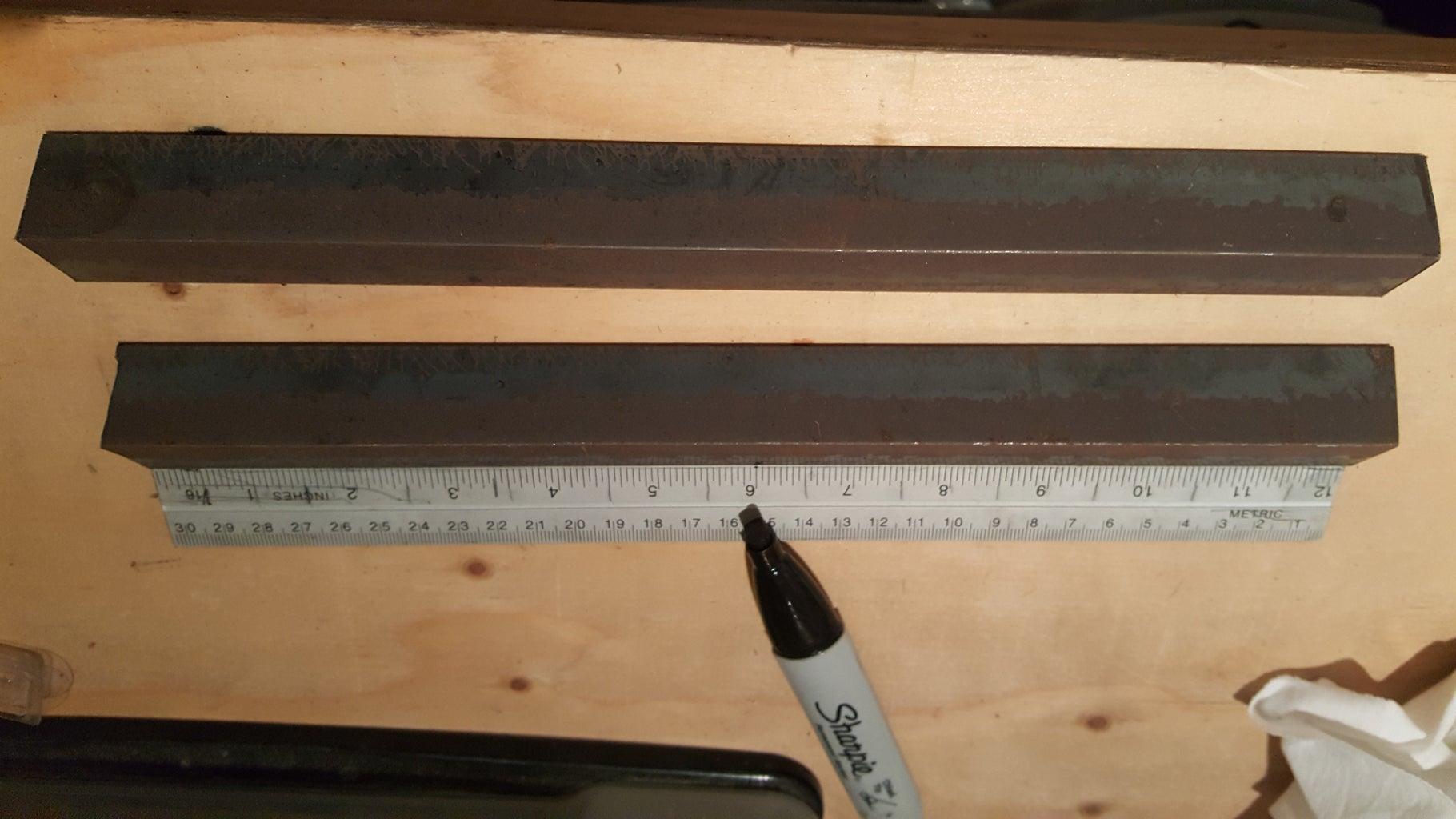 Angle Iron Layout!