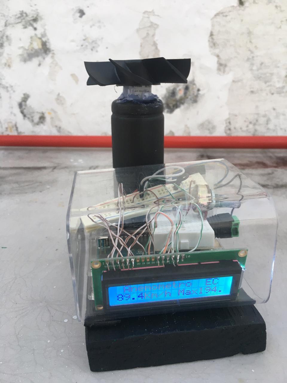 Convertir Un Cooler En Anemómetro