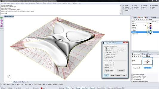 Create Mold Surface