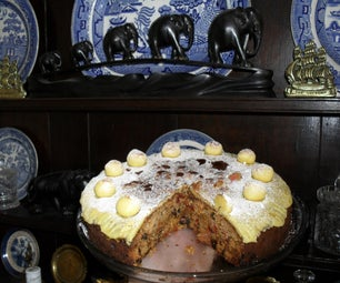 How to Bake a Traditional Easter Simnel Cake