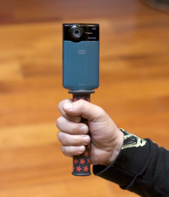 BMX Camera Grip