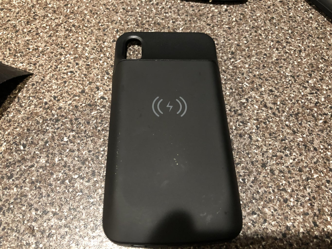 Re-apply the Sticker on the Inside of the Case