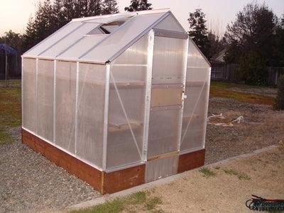 Enjoy Your Greenhouse Gardening.