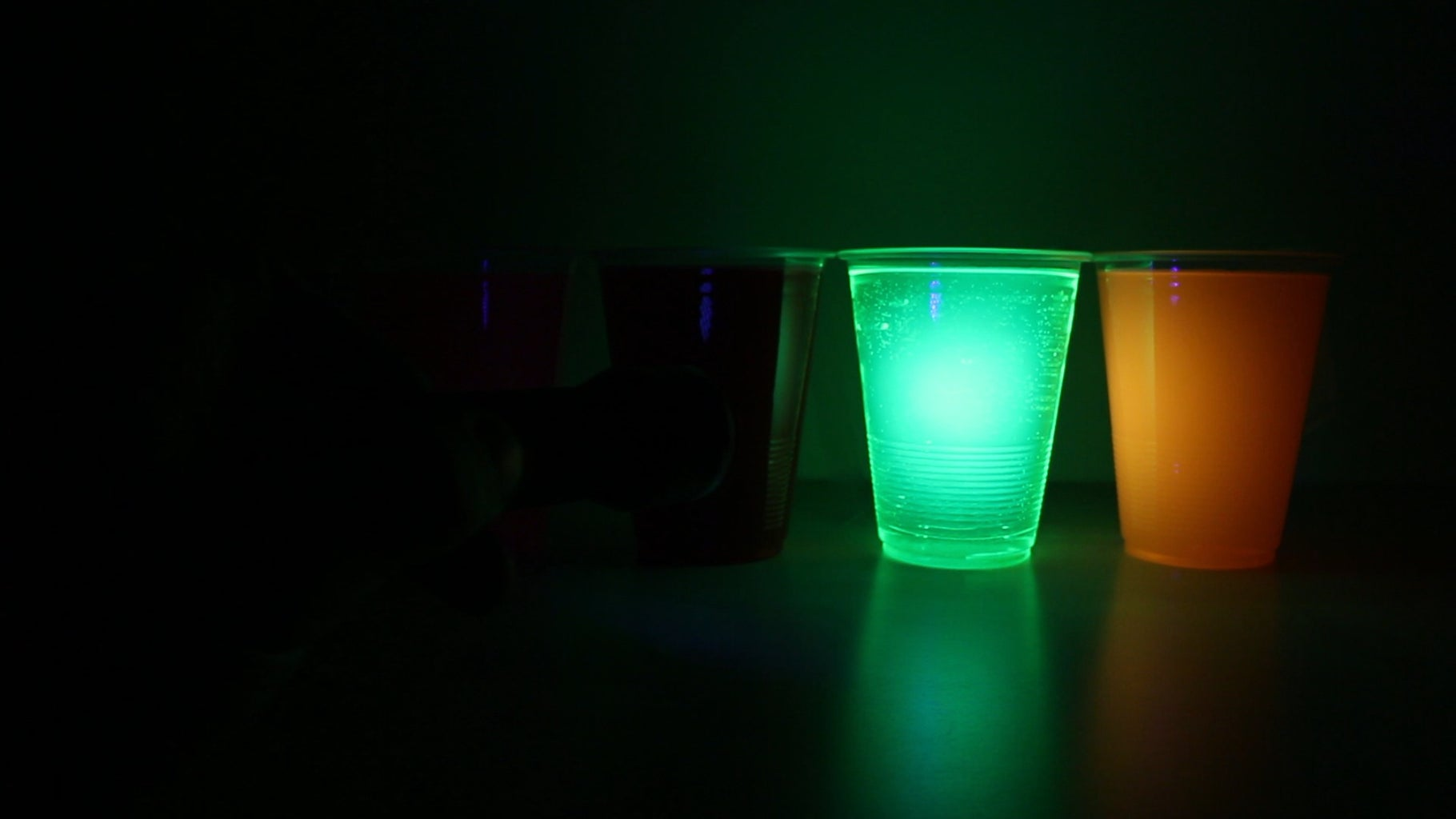 Making the Glowing Liquid