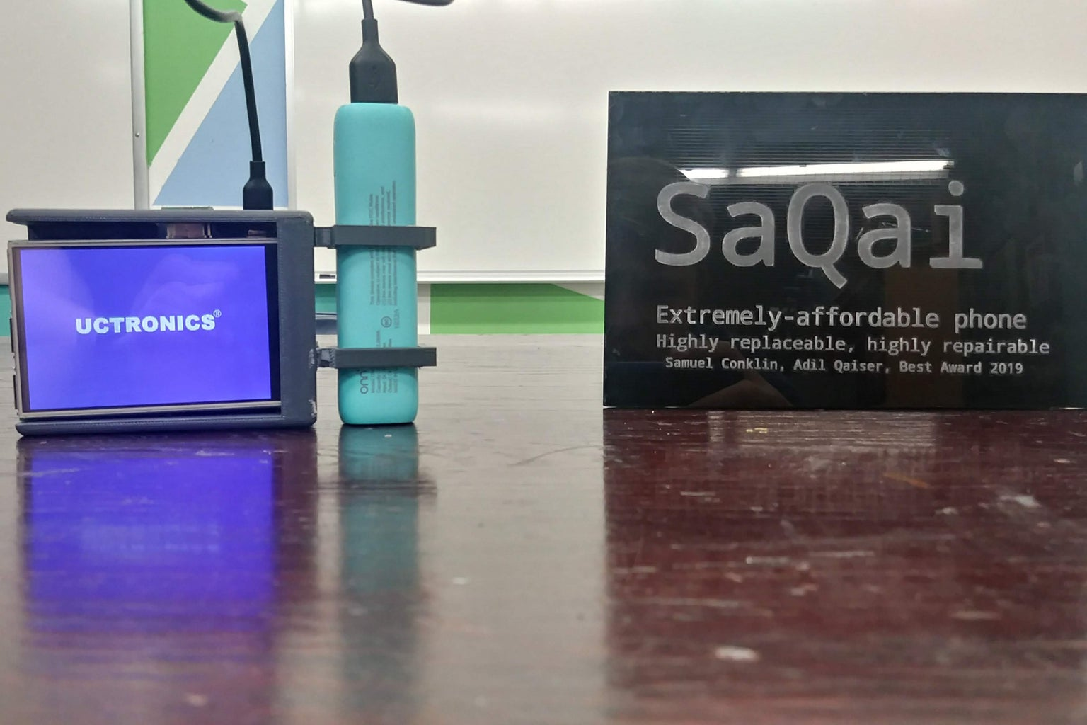 SaQai: Extremely-Affordable Phone