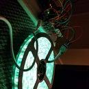 LED intermitentes de sincronización de música (Arduino y MSGEQ7)