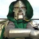 Simple Dr.Doom mask