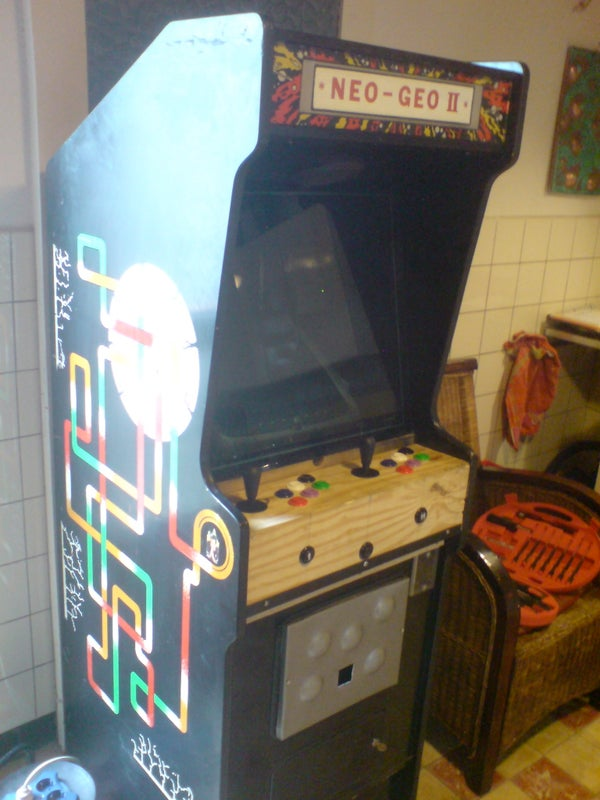 Arcade Cabinet - Play Arcade Games Old Skool