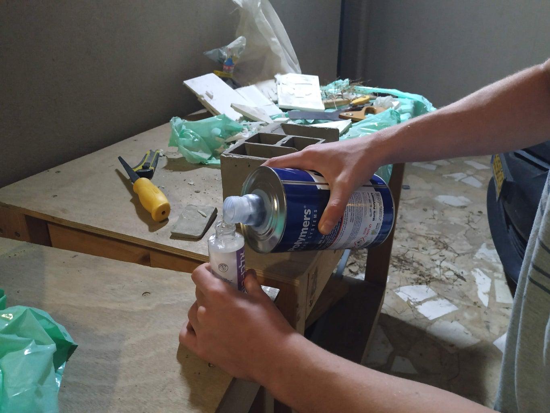 Demolding and Finishing
