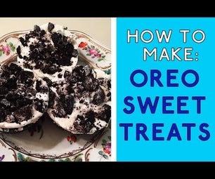 How to Make: Oreo Sweet Treats