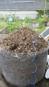 Rodent Resistant Composter