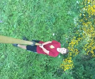 12英尺长的自拍棒