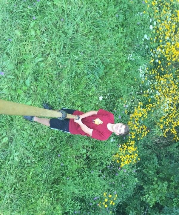 12 Ft Long Selfie Stick
